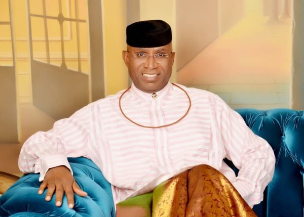 Senator Ovie Omo Agege - Senate will ensure Buhari's success – Omo-Agege