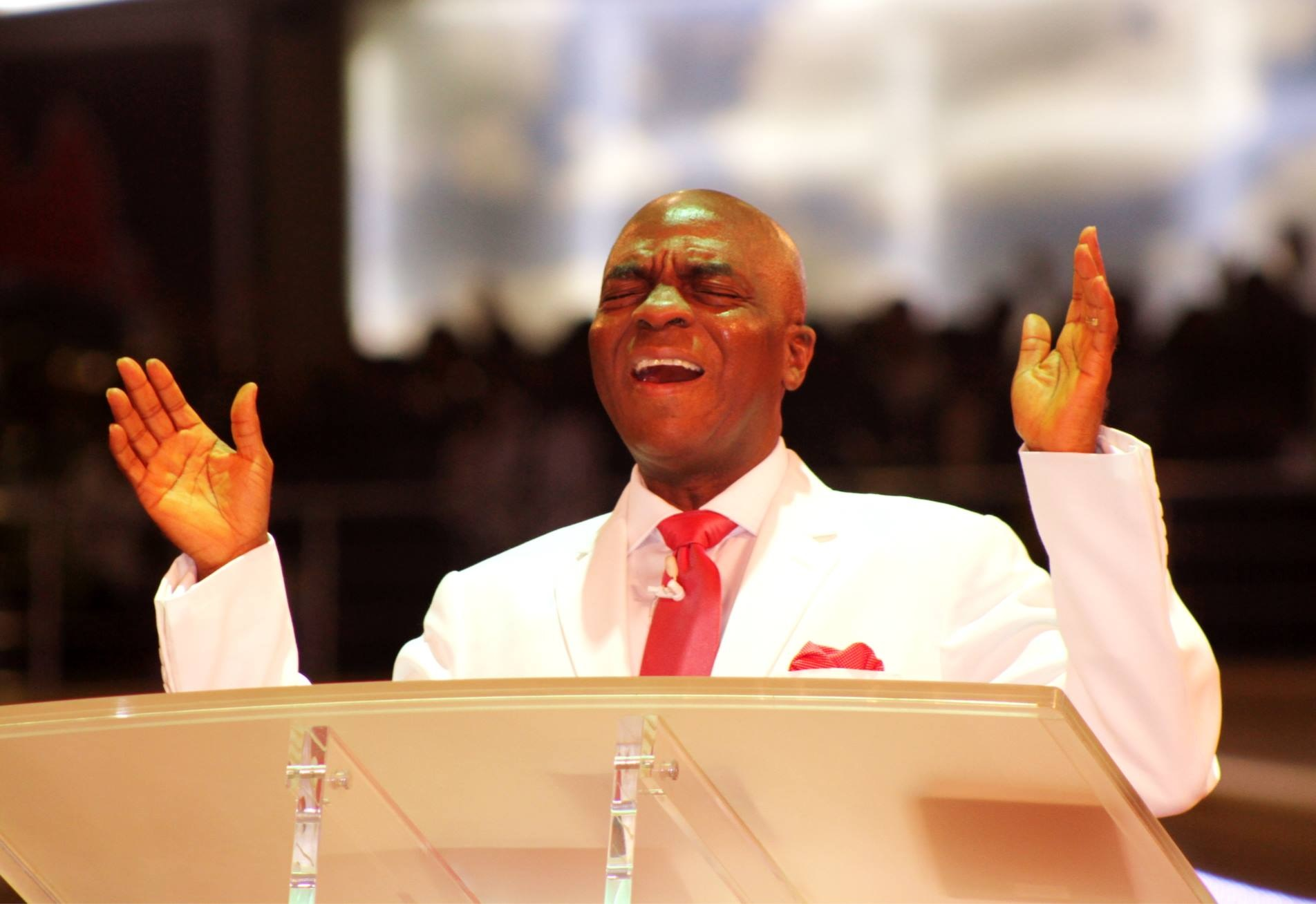 "Bishop Oyedepo - ""Very Soon, All Our Pastors Will Be Flying"" – Oyedepo Reacts To Apostle Suleman's Private Jet"