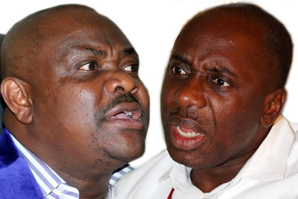 "Wike Amaechi - ""This Ugly Politics Will Not Work"" – Wike Attacks Amaechi Again"