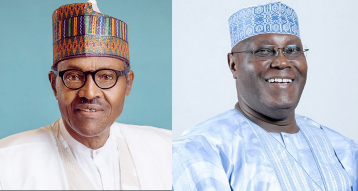 "Buhari vs Atiku Presidential Elections Results - ""I Cannot Be Removed"" – Buhari Mocks Atiku"