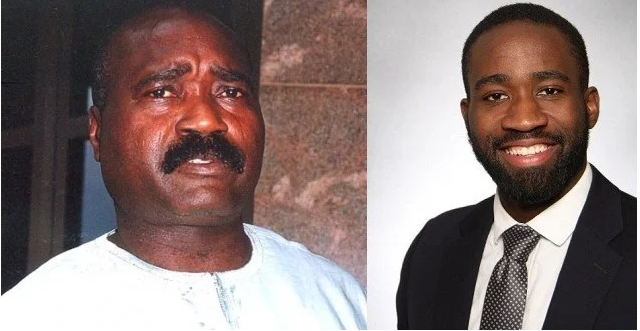 Lucky Igbinedion and son - Ex-Edo State Governor Lucky Igbinedion Loses Second Son In Ghastly Car Crash In USA
