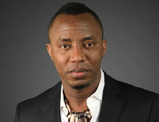 Omoyele Sowore 1 - [PHOTOS] Omoyele Sowore Gives Account Of How Publicly-raised Campaign Funds Were Spent