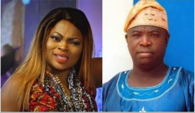 funke and prophet - Popular Prophet Who Revealed Funke Akindele Must Marry A Gateman To Have Children Speaks