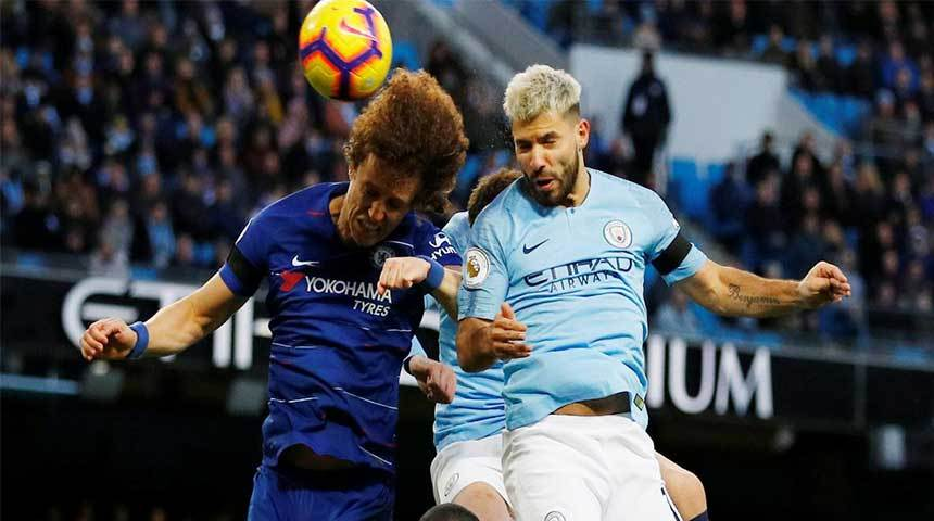 man city 6 0 chelsea highlights 10 february 2019 - Manchester City Thrash Chelsea 6-0 To Go Top of Premier League