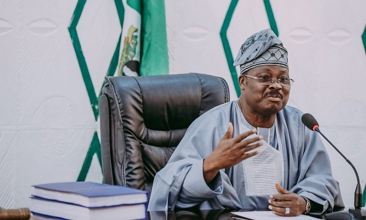 """Abiola Ajimobi - """"Stop Brooding Over Our """"Questionable Loss,"""" In Last Election"""" – Ajimobi Encourages Supporters"""