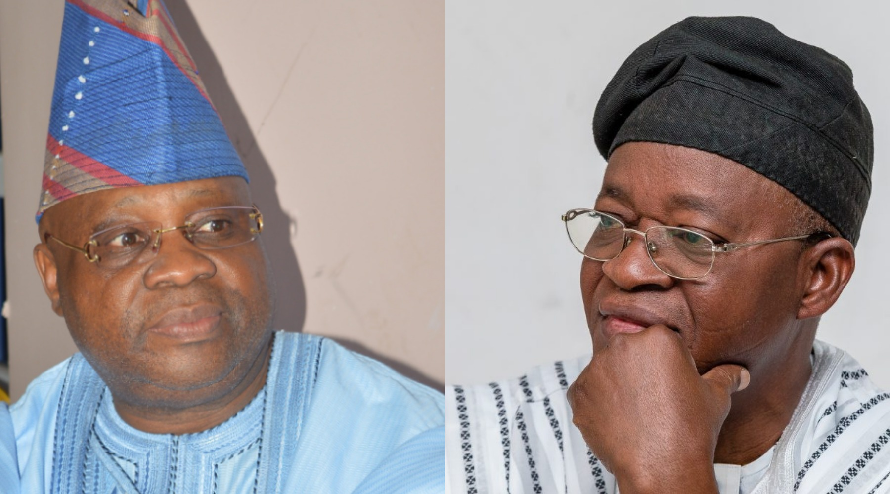 "Adeleke Oyetola - ""Oyetola Should Remember That He Will Continue To Bear The Moral Burden of Sitting On Another Man's Mandate,"