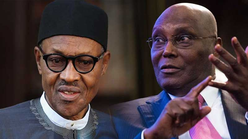 "Buhari Atiku - ""INEC Committed Grave Errors In The Final Collation Exercise"" – Atiku Presents 'Evidence' To"