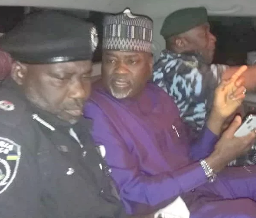 DEPUTY KANO GOVERNOR - Police Arrest Kano Deputy Governor For Disrupting Proceedings At INEC Collation Center