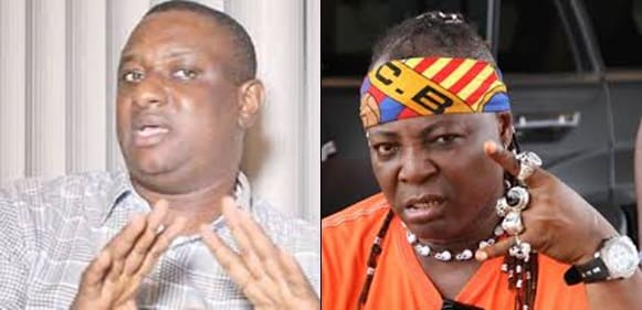 "Keyamo Charly Boy - ""Whoever Thinks I Would Pay A Penny For A Song By Charly Boy Must Have His/Her Head Examined"" – Festus Keyamo"