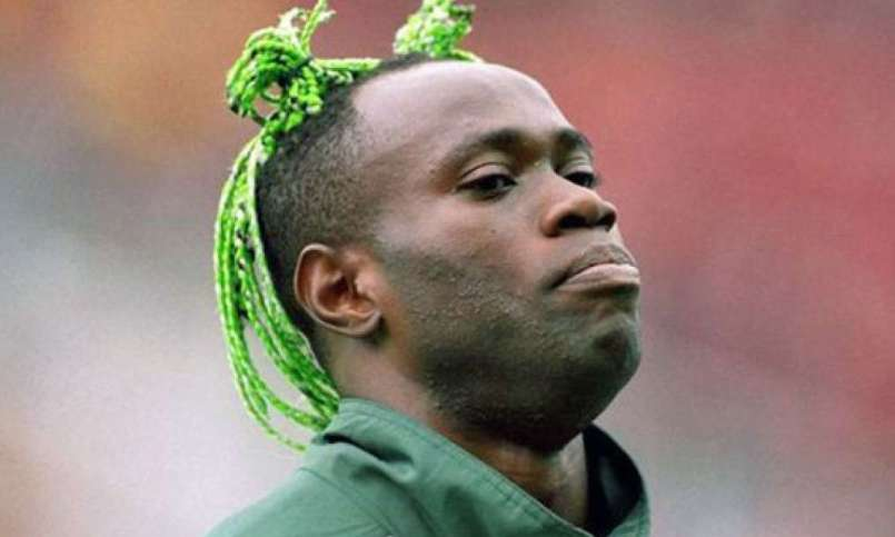 taribo west - How we sneaked girls into Eagles camp -Taribo West