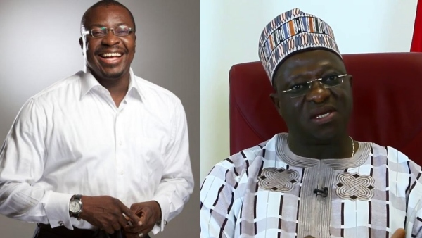 "Alibaba and Dariye - ""A Nigerian Senator In Jail Is Still Passing Bills And Getting Full Allowances As Senator And Former Governor"" – Alibaba"