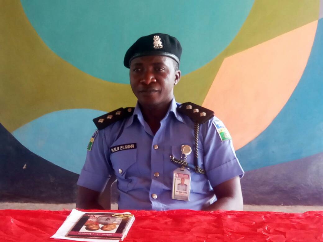"""DSP Bala Elkana - """"Tattoo And Dreadlock Strange To Our Culture"""" – DSP Defends Police Harassment"""
