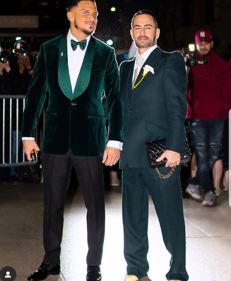 "Marc Jacobs and boyfriend - ""I And My Household Are Not Of This World"" – Gideon Okeke Condemns Same-Sex Marriage"