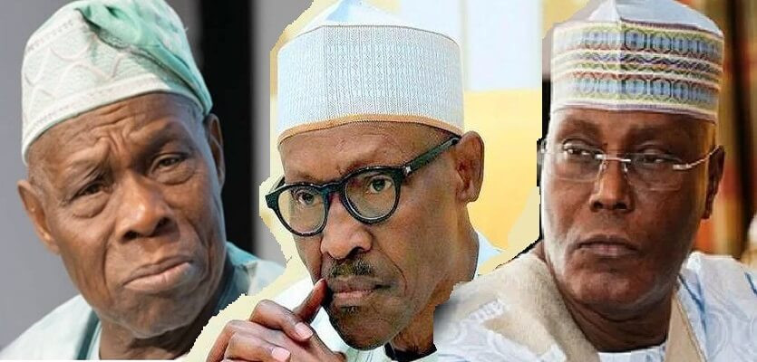 "Obasanjo Atiku Buhari - ""Nobody is Perfect But Atiku is Far Better Than Buhari"" – Obasanjo"