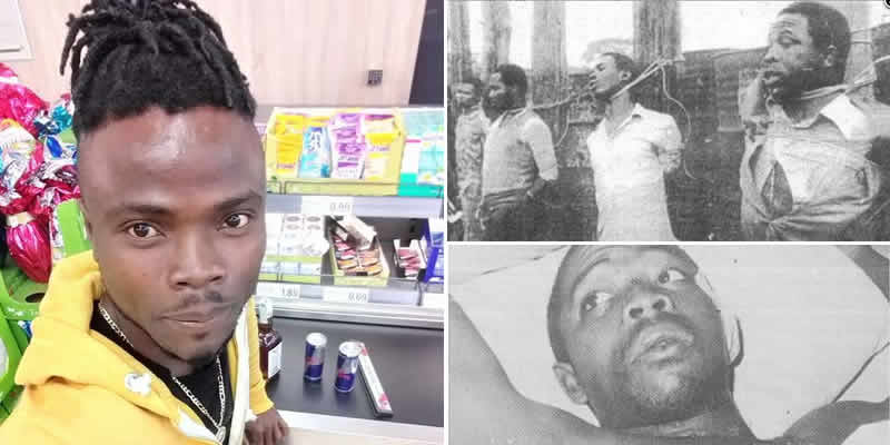 "Osayi Anini - ""I'm Proud of My Dad But I'm Not Like Him"" – Son of Notorious Armed Robber, Lawrence Anini Speaks"