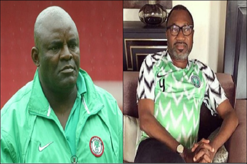 "Otedola and Christian Chukwu - ""He Will Be Flown Abroad Next Week"" – Otedola Gifts Christian Chukwu N18 Million For Medical Treatment"