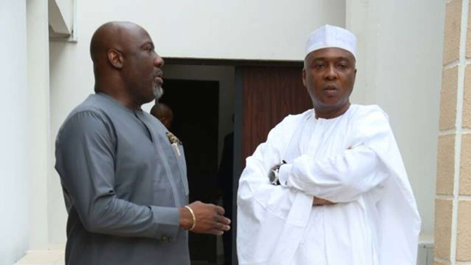 "Saraki Melaye - ""Police Invitation Is Still Valid And Subsisting"" – Court To Saraki, Melaye, Murray-Bruce"