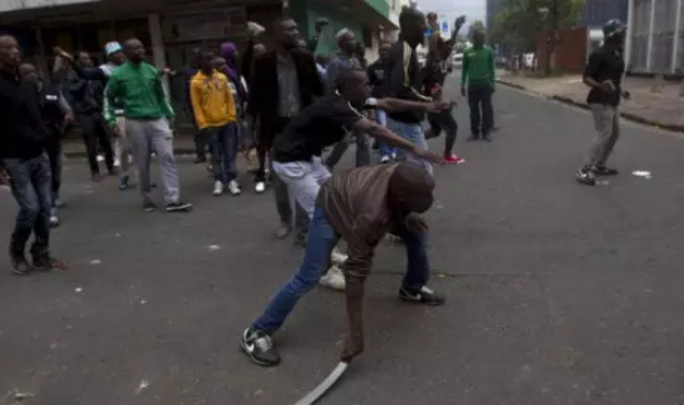 Xenophobia - Xenophobia: Two Nigerians Stabbed To Death In South Africa