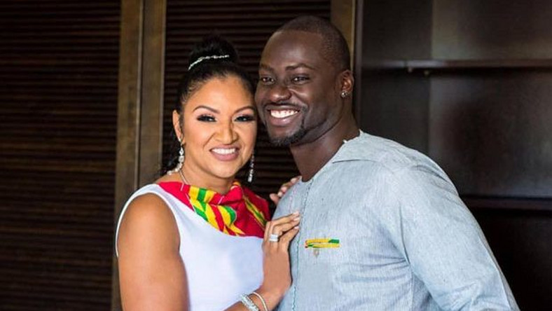 Chris Attoh and Bettie Jennifer Photo Ameyaw Debrah - Chris Attoh's Wife, Bettie Jennifer Shot Dead