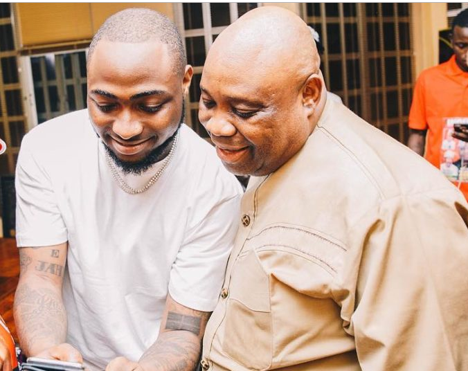 "Davido and Adeleke - ""Delay Is Not Denial"" – Davido Reacts To Adeleke's Loss At Appeal Court"