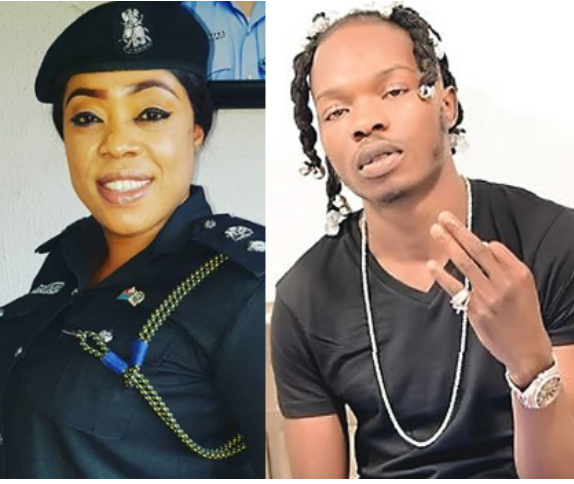 "Dolapo Badmus and Naira Marley 1 - ""They Cheer You Into Crime. When The Heat Is On They Run"" – Dolapo Badmus Warns Nigerians"