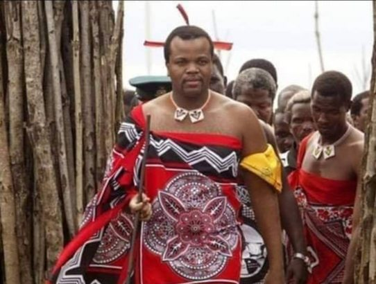 """King Mswati - """"Marry More Than One Wife Or Risk Jail Term"""" – King of Swaziland"""