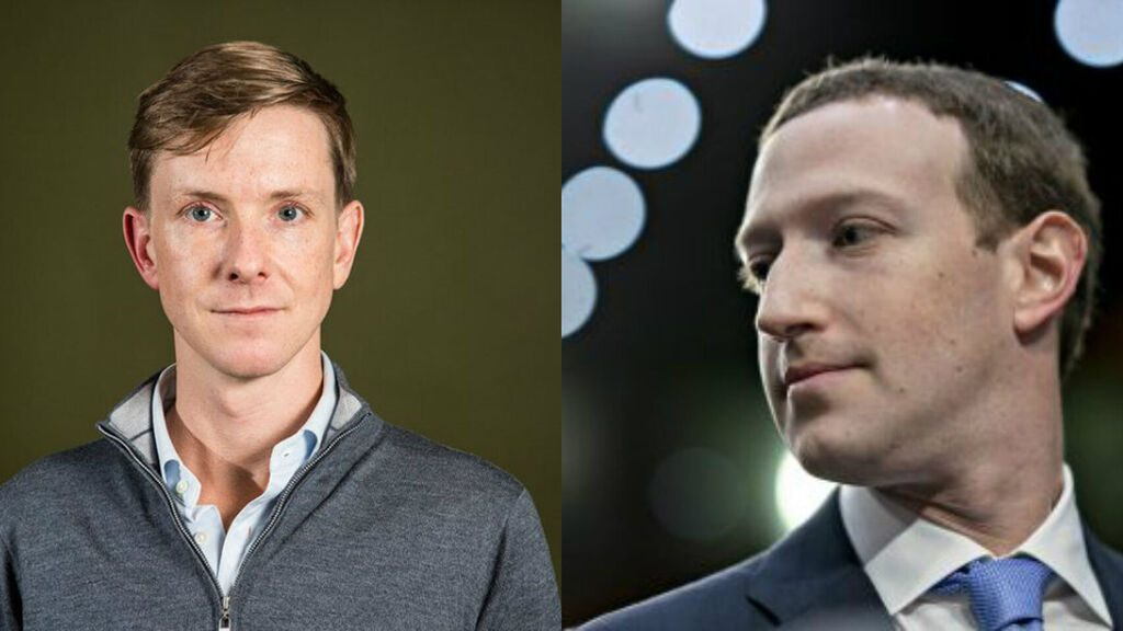 """Mark Zucerberg and Chris Hughes 1024x576 - """"It's Time To Break Up Facebook"""" – Facebook Co-founder, Chris Hughes"""