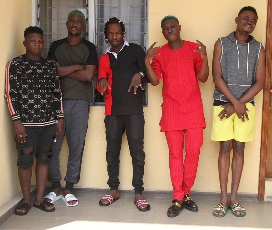 Naira Marley and Zlatan Ibile - EFCC To Charge Naira Marley, Zlata Ibile, Others To Court Today