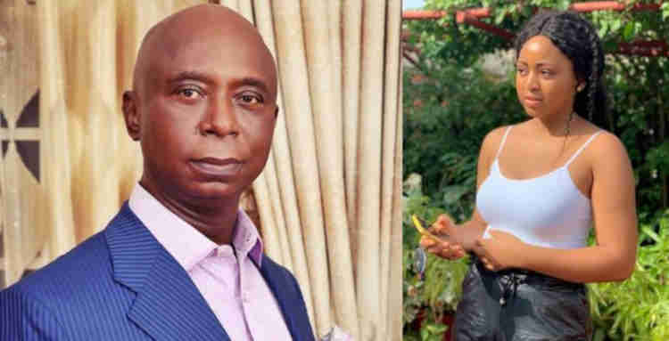 """Ned Nwoko and Regina Daniels - """"What Ever Is Ongoing Is Not To My Knowledge And Without My Consent"""" – Regina Daniels' Father Kicks Against Marriage To Ned Nwoko"""