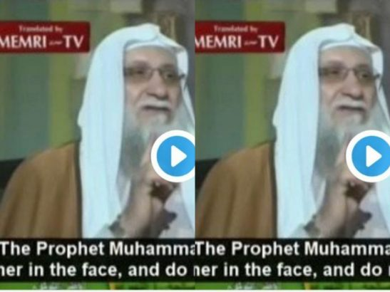 "iSLAMIC CLERIC 1 1 - ""Beat Your Wife If She Refuses To Have Sex With You"" – Islamic cleric"