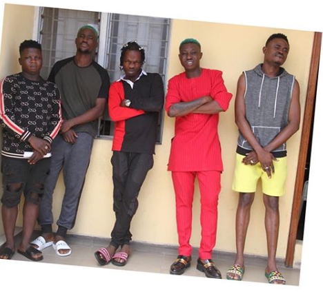 naira marley zlatan ibile - Naira Marley, Zlatan Ibile, Three Others Will Be Charged To Court 'Soon'- EFCC