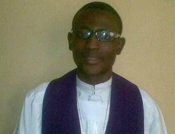 Reverend father kidnaps - [PHOTO] Ekiti Reverend Father kidnaps self, demands N3m from his congregation