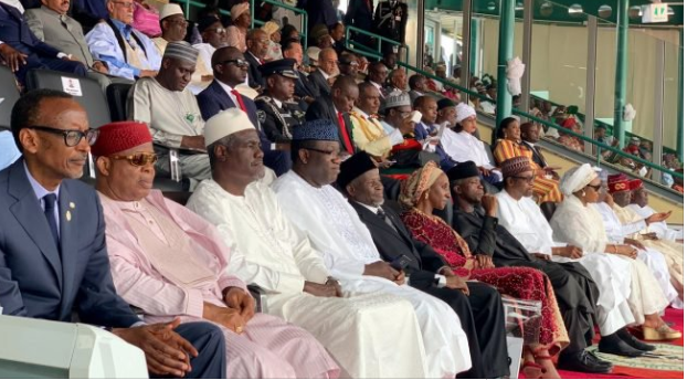 june 12 celebration - Revealed: How all former presidents, heads of state shunned Democracy Day event