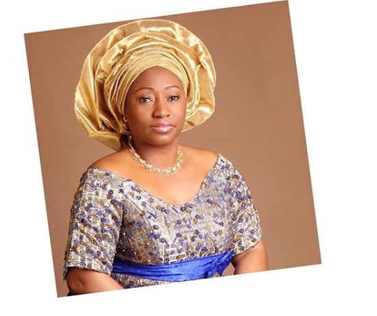 fayemi wife - It's discriminatory to expel pregnant schoolgirls and leave the boys – Ekiti first Lady, Bisi Fayemi