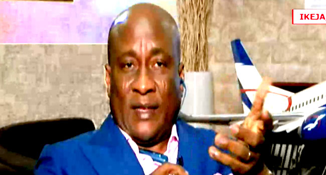 Allen Onyema - Air Peace boss, Allen Onyema reacts to alleged US $20m fraud allegations