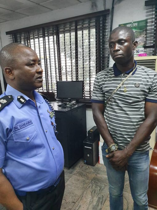 Port harcourt serial killer arrested - How I killed 15 women in 6 different states -Portharcourt ritual killer
