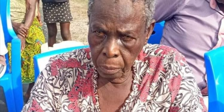 Siasias mum 750x375 - I don't know why they keep kidnapping me – Siasia's mum