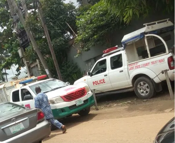 sahara reporters seige police - Why we laid siege to Sahara Reporters office – Nigerian Police