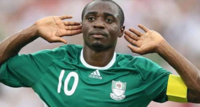 Promise Issac - Ex-Golden Eaglets Captain Isaac Promise dies