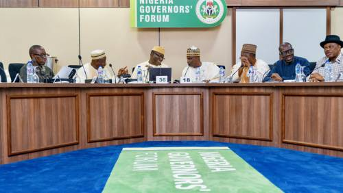 governors oppose death penalty - Nigerian Governors Reject Death Penalty For Hate Speech