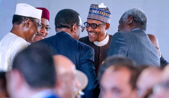 Buhari visa free africans - Africans coming to Nigeria will be issued visa from January 2020 – Buhari