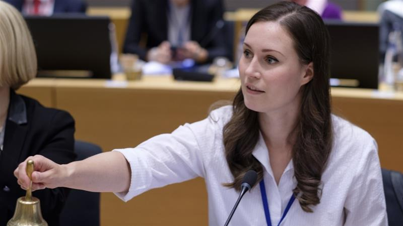 sanna marin world youngest prime minister - Finland's Sanna Marin Set To Become World's Youngest Prime Minister At Age 34