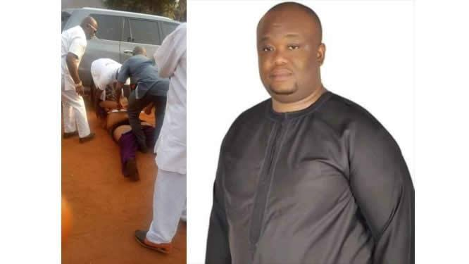 Imo senatorial candidate Hon. Ndubuisi Emenike - Shock as Imo Senatorial aspirant is shot dead by his own security operative