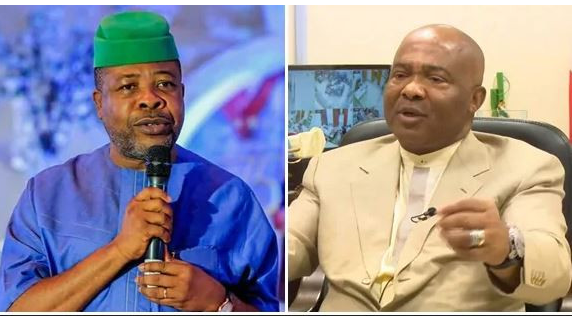 ihedioha uzodinma - Read reason why Supreme Court annulled Emeka Ihedioha's election as Imo governor
