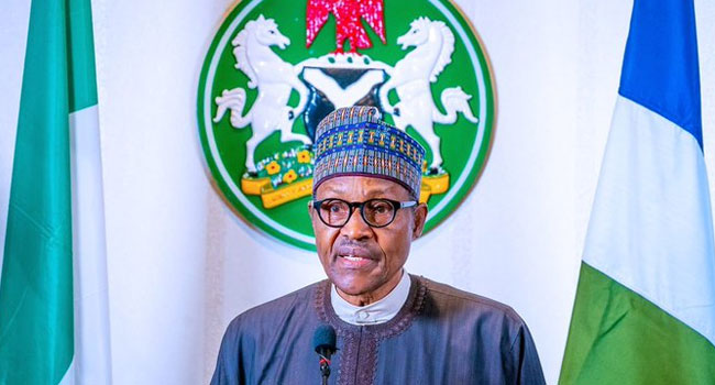 Buhari broadcast message to nigerians - FG apologizes, deletes tweets after Nigerians expressed outrage about bank account owners undergoing compulsory registration