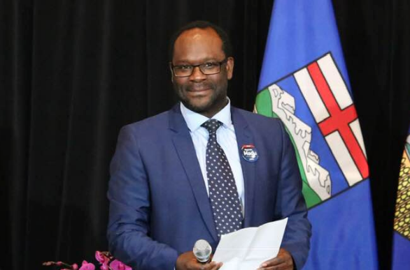 Kaycee Madu1 - Buhari reacts to appointment of Nigerian Kaycee Madu as Minister of Justice in Canada