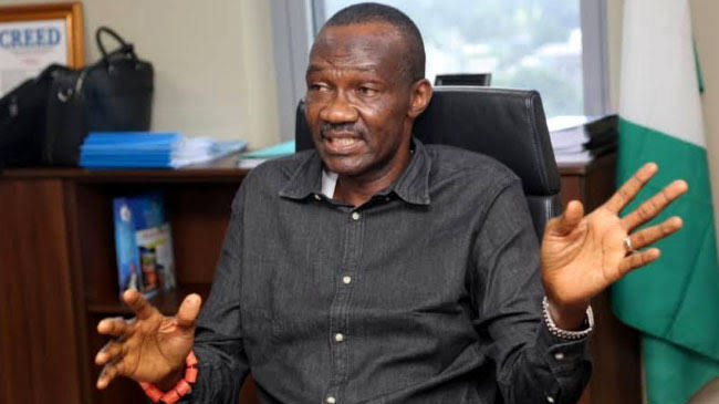 nddc contract scam - 'Nigeria will break if we release the list of those who received NDDC contracts' -Cairo Ojougboh