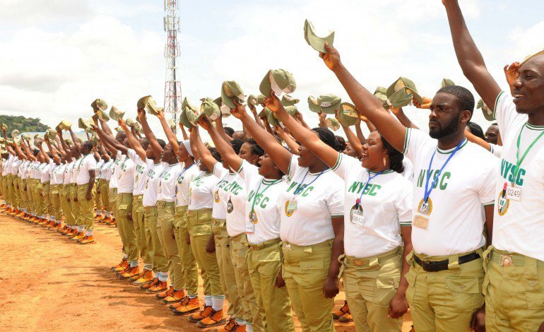 Image result for youth corper