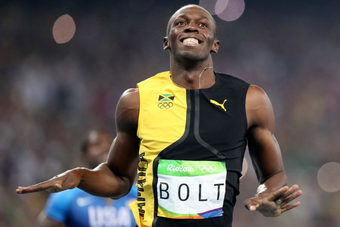 Usain Bolt Wins 100m Gold Medal For 3rd Successive Olympics