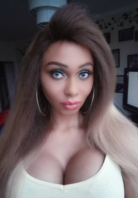 Nigerian Transgender, Miss SaHHara Says Jesus Worshipped An Intersex God